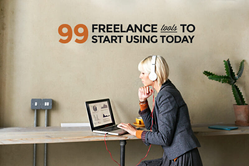 99 Insanely Useful Resources for Freelancers