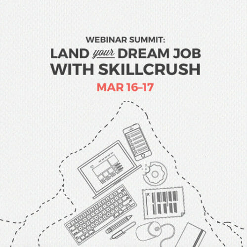 Free Web Clinic: The Land Your Dream Job Webinar Summit