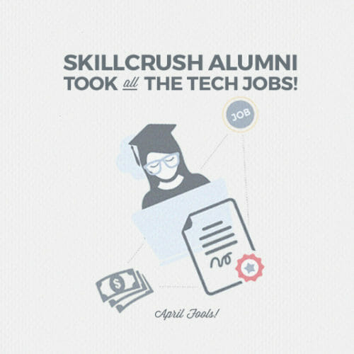 PSA: Skillcrush Alumni Have Taken All the Tech Jobs