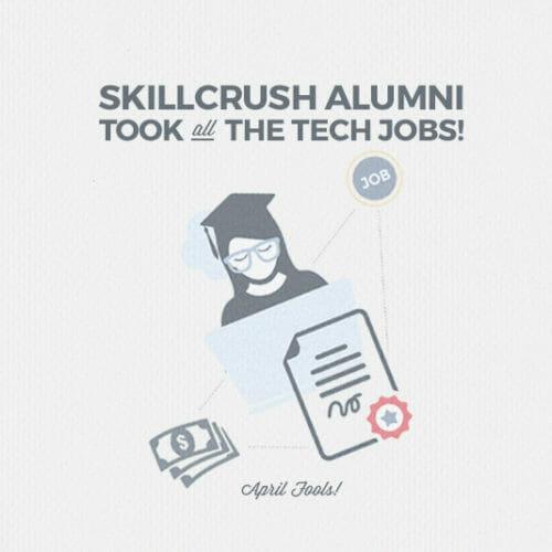 PSA: Skillcrush Alumni Have Taken All the Tech Jobs