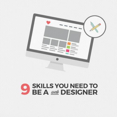 9 Things You Need to Know to Be a Successful Web Designer
