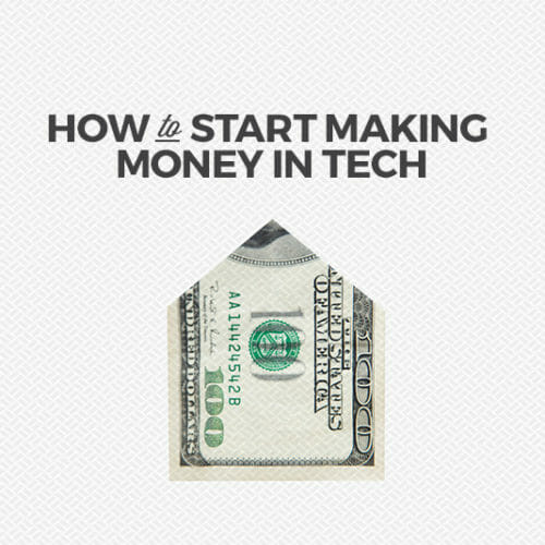 8 Real-Life Ways to Make Money with Brand New Tech Skills