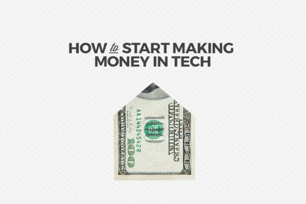 Make Money with Brand New Tech Skills