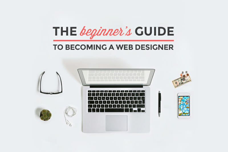 The Beginner's Guide to Landing a Junior Web Design Job