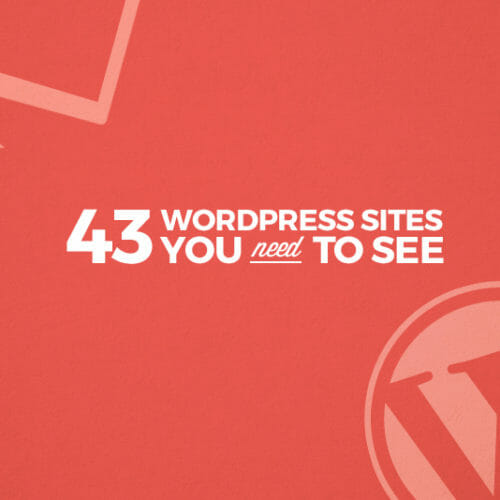 43 Amazing Websites That Will Motivate You to Learn WordPress