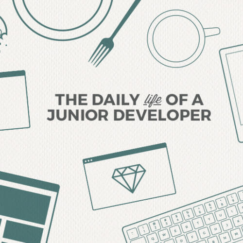 Inside the Daily Life of a Junior Developer