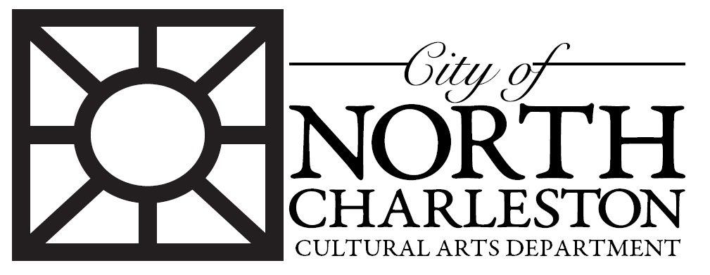 Logo for City of North Charleston Cultural Arts Department