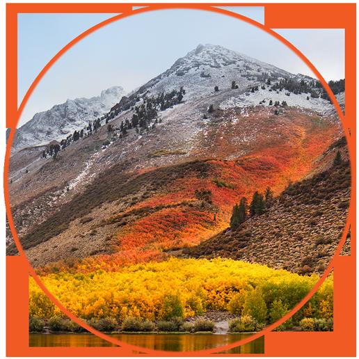 macOS 10.13 logo