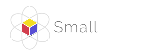 SmallCubed logo