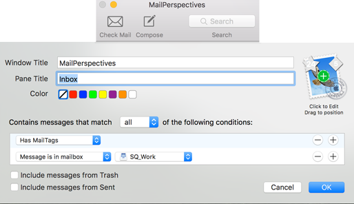 "alt ""Edit of a Mail Perspectives window"""
