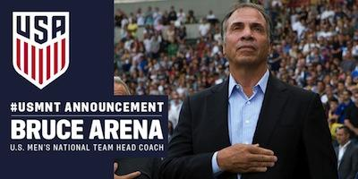585b7cd32 The firing of Klinsmann was made easier by the availability of Bruce Arena