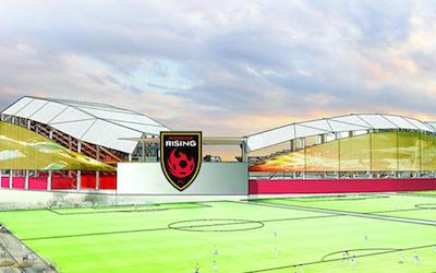 6200b0f317c The Arizona USL team has bounced around the Phoenix area since its launch  in 2013 when it played at three facilities -- Arizona State s Sun Devil  Soccer ...