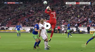 Goalkeeper crushes player's face in Germany: Will this be the wakeup