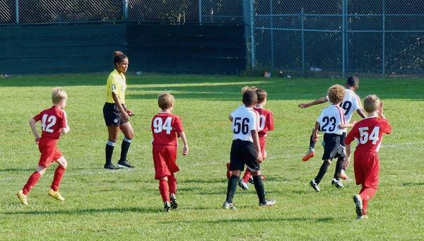 Big Island Soccer Referee Association