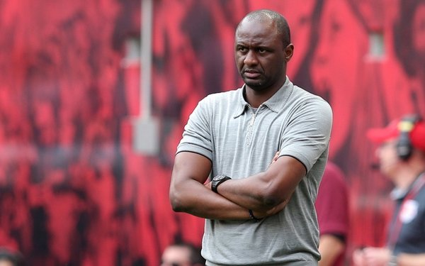 Image result for patrick vieira nice