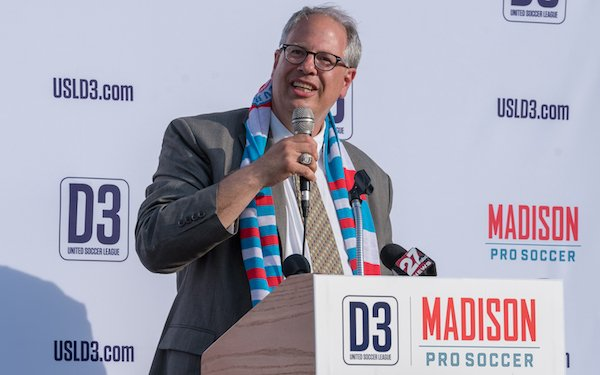 ec637aa69ae6 Peter Wilt talks about starting up another soccer team in Madison ...