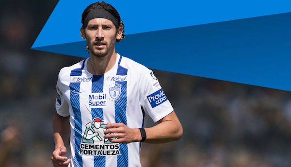 09d277a40f4 After winning three MLS Cups with the L.A. Galaxy, he moved to Liga MX, and  won the Clausura 2016 and the 2017 Concacaf Champions League with Pachuca  before ...