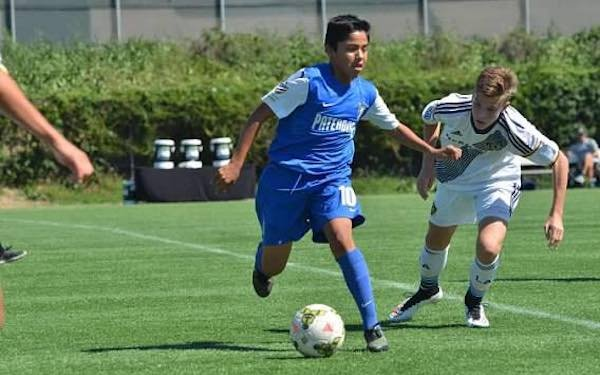 Frankie Amaya: From Mexican-American youth leagues and