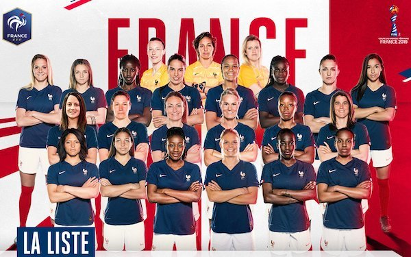 cfbe55549df In a prime-time announcement on France's top network TF1 that drew 5  million viewers, France coach Corinne Diacre unveiled her squad for the  Women's World ...