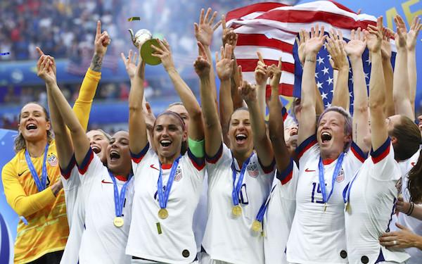 U.S. Soccer Says It Pays Women's Team More Than Men's Team