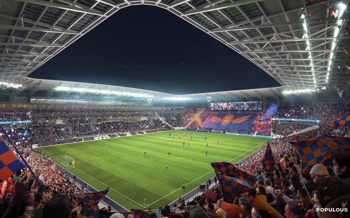 Opening A New Mls Soccer Stadium In 2021 Poses Unique Challenges 05 06 2020