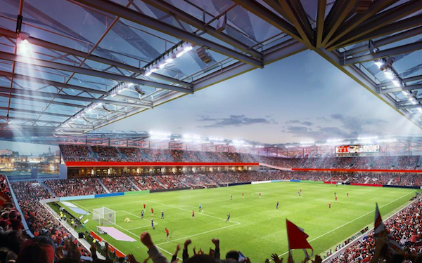 MLS announced St. Louis as the new expansion team