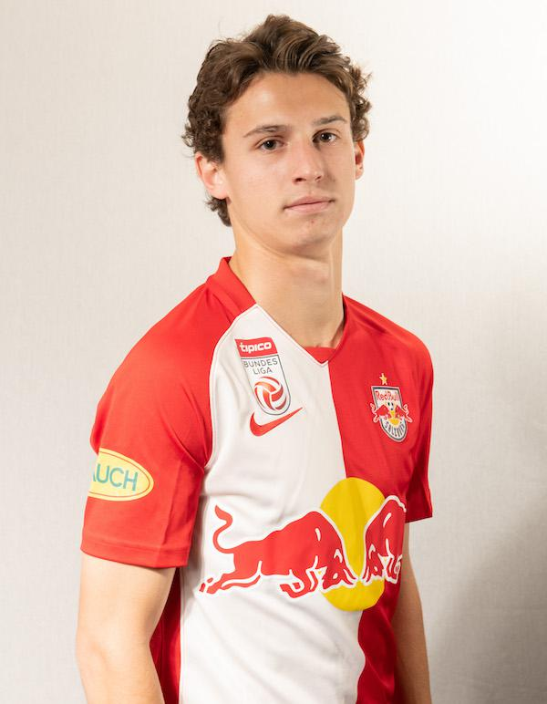 Brenden Aaronson to Salzburg: 'This is just the beginning' 10/17/2020