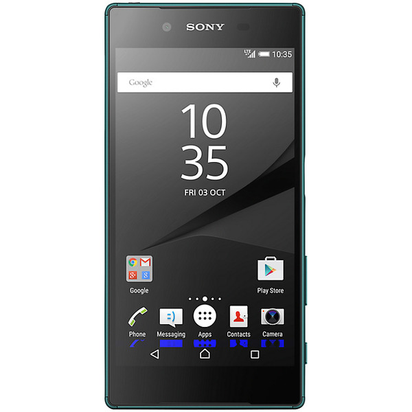 "Sony Xperia Z5 Smartphone, Android, 5.2"", 4G LTE, SIM Free, 32GB"