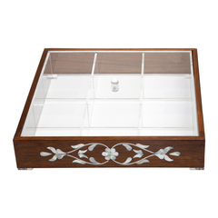 Square branches box
