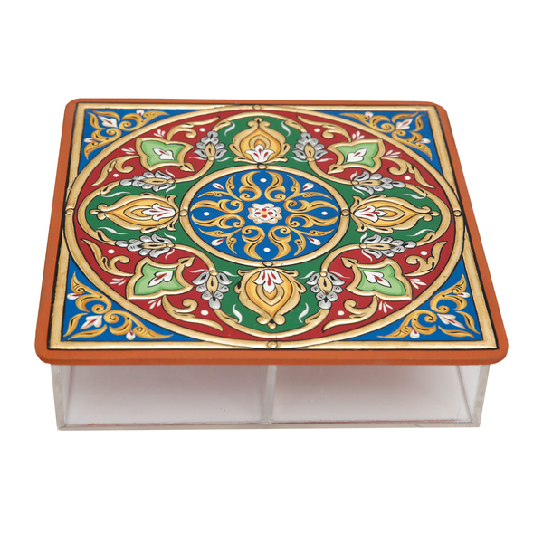 Ajami Serving Box