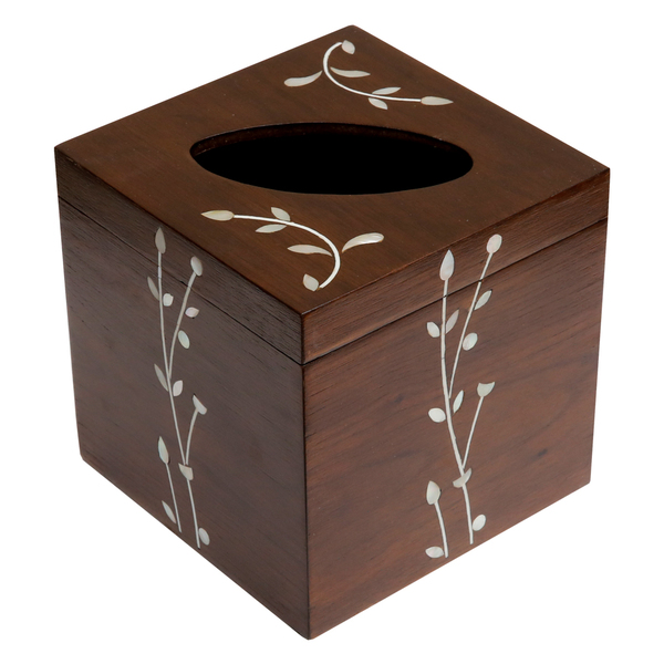 Branches Tissue Box