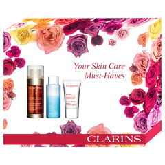 Clarins Double Serum 30ml Skincare Gift Set