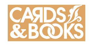Cards   books logo