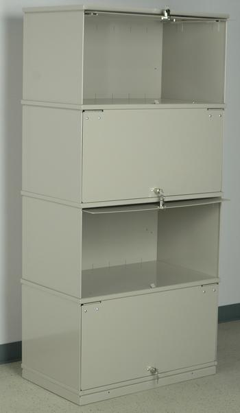 Lockable X-Ray Shelves Image