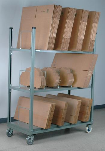 Carton Racks & Stands Image