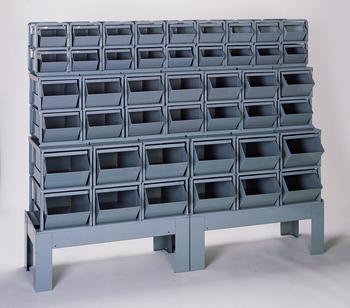 Pre-Built Bin & Rack Units Image