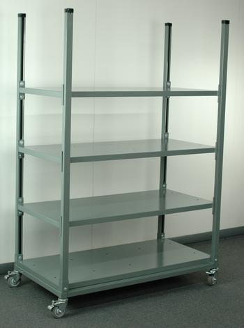 Adjustable Shelf Carts Image