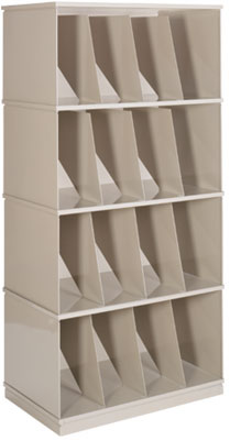 X-Ray Storage Shelves Image