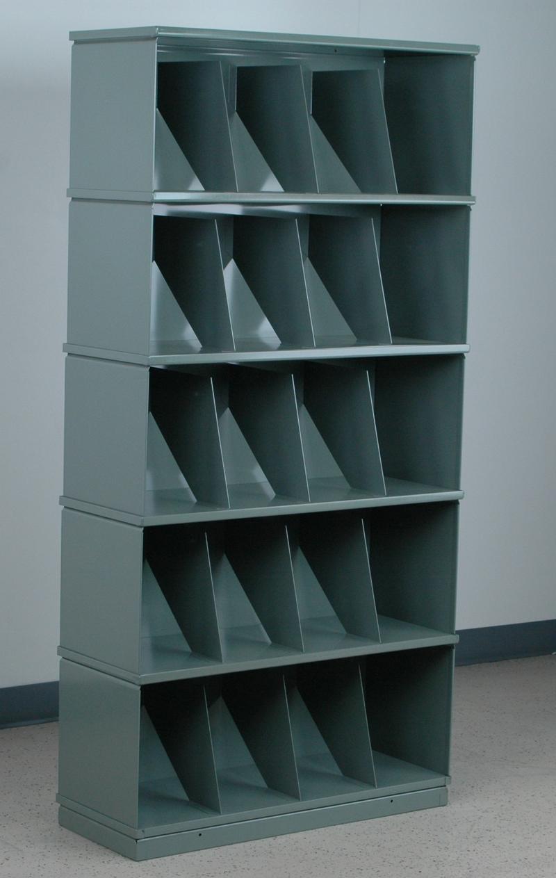 stackbin medical shelving 5 shelf medical record. Black Bedroom Furniture Sets. Home Design Ideas