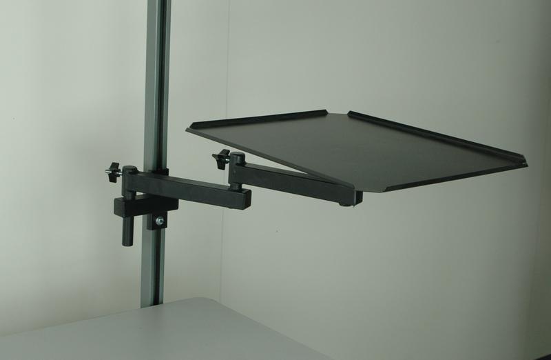 Stackbin Workbenches Articulating Printer Stand