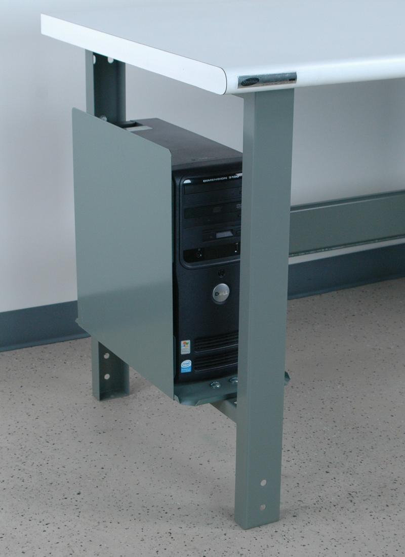 Stackbin -- Workbenches -- CPU Holder (Leg Mount)
