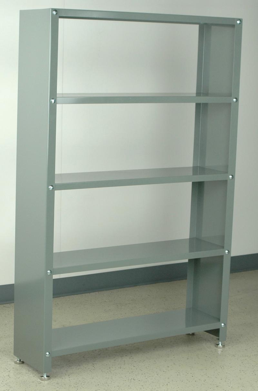 stackbin shelves carton racks 12 deep fixed steel. Black Bedroom Furniture Sets. Home Design Ideas