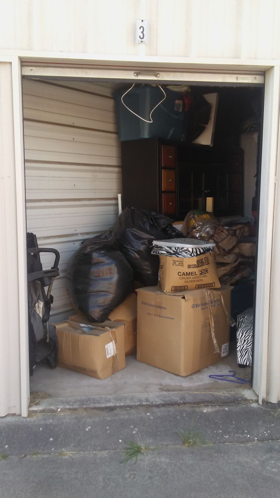 Storage Unit Auction: 454158 | Webster, TX | StorageTreasures com