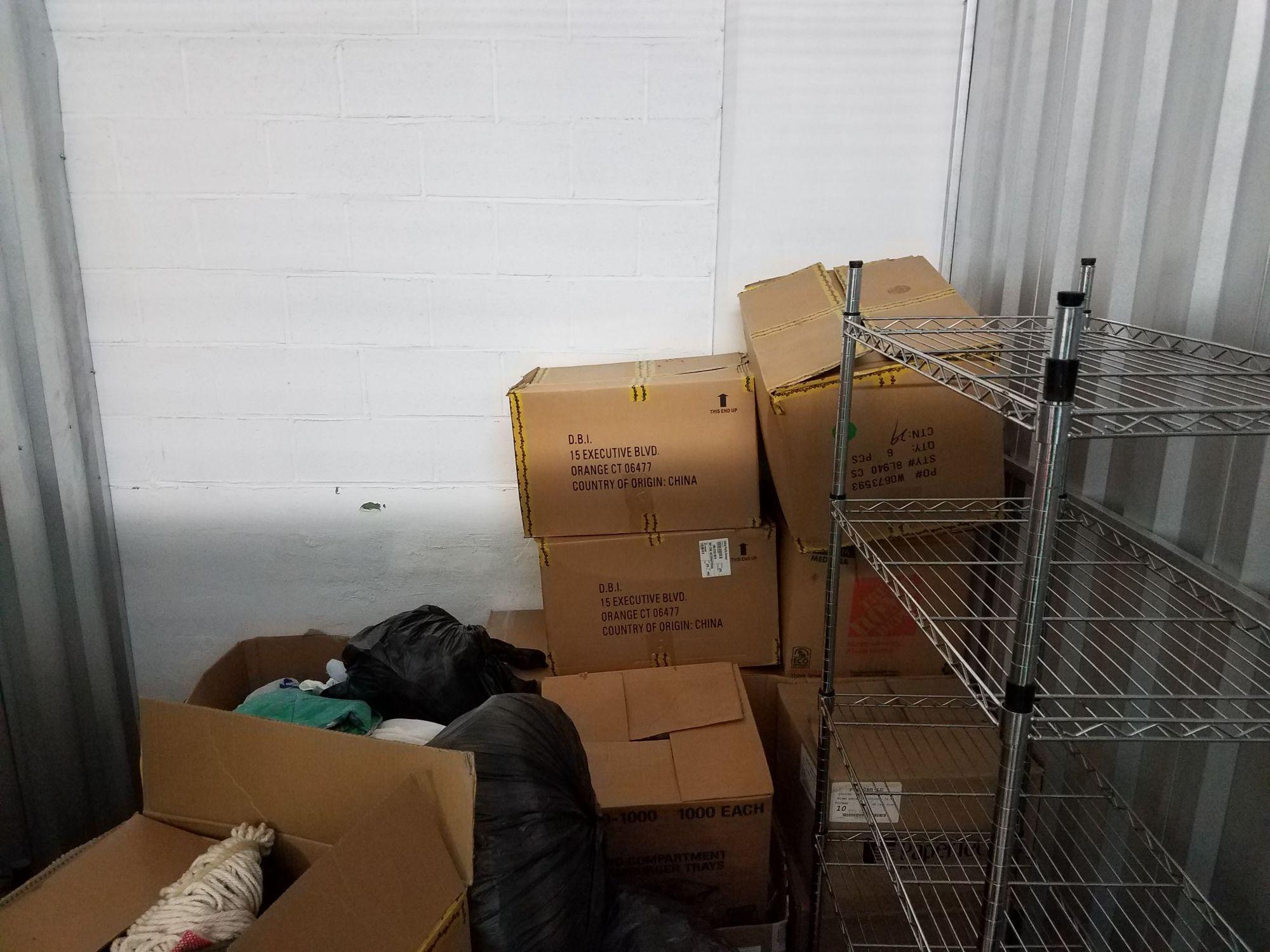 Storage Unit Auction New Haven CT