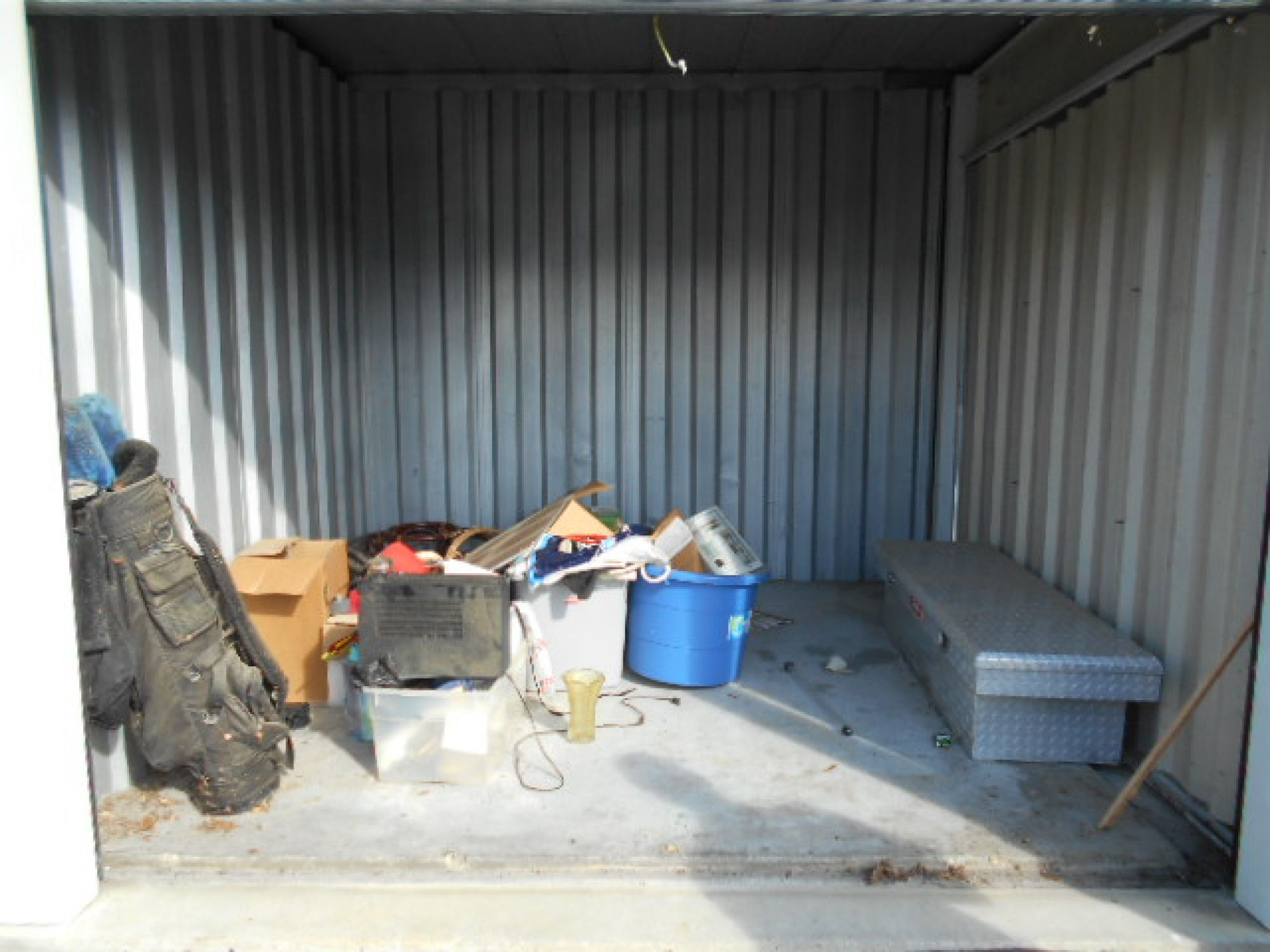 Storage Unit Auction 485917 Wilmington NC StorageTreasurescom