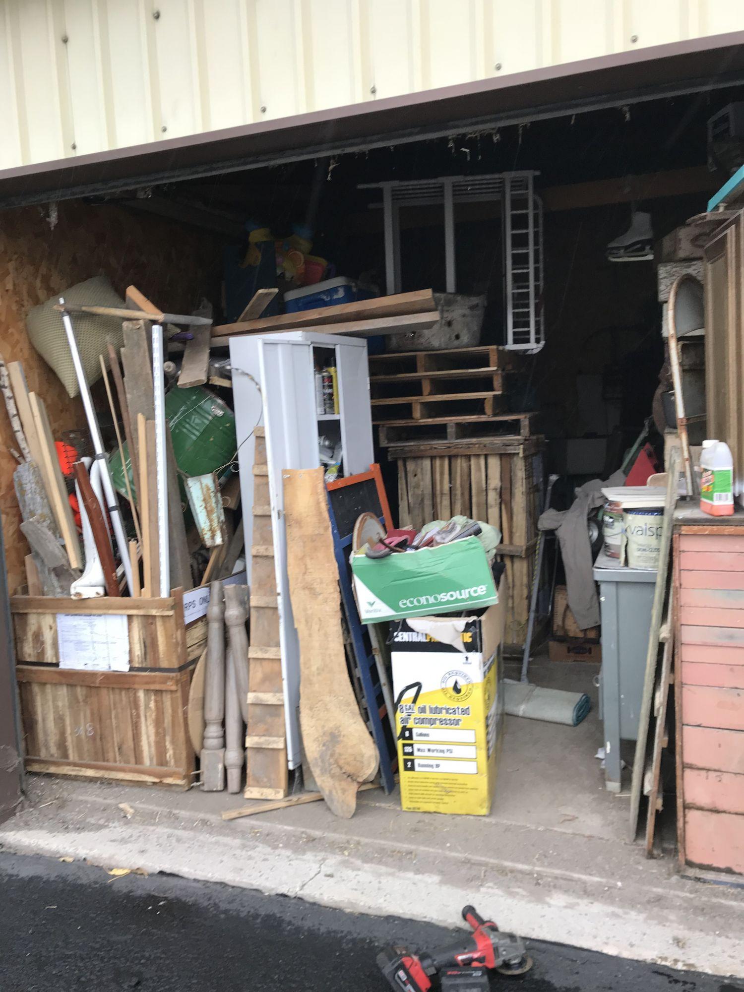 Hover or click & Storage Unit Auction: 491133 | Logan UT | StorageTreasures.com