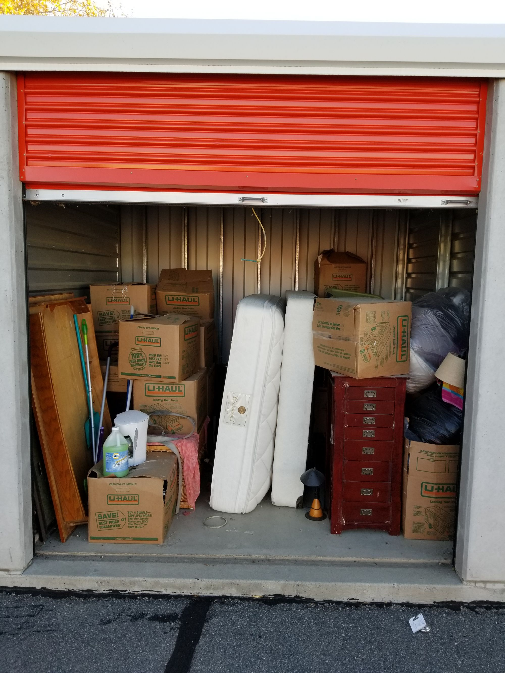 Storage Unit Auction 495220 Billings Mt Storagetreasures