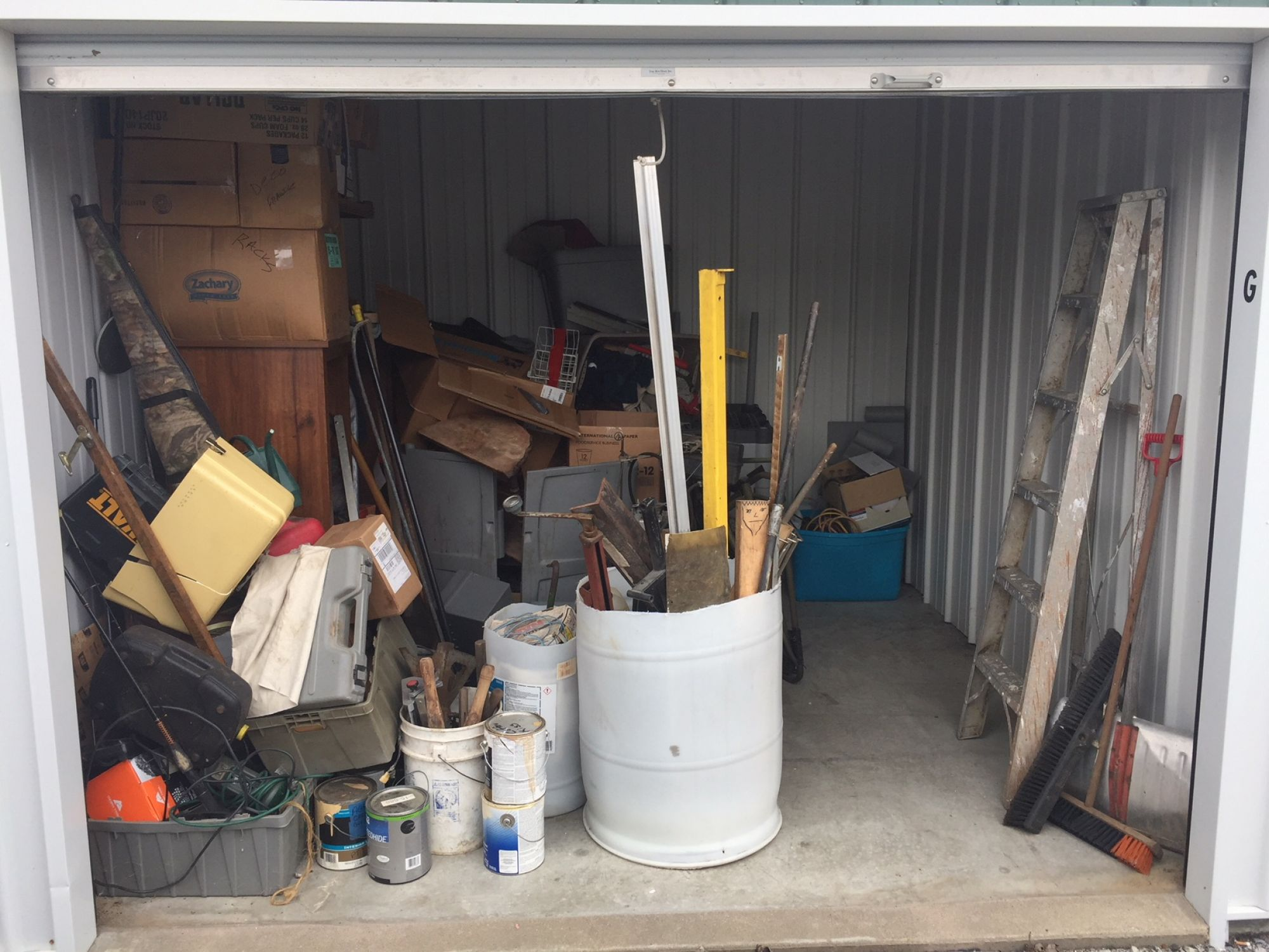Storage auctions in evansville indiana