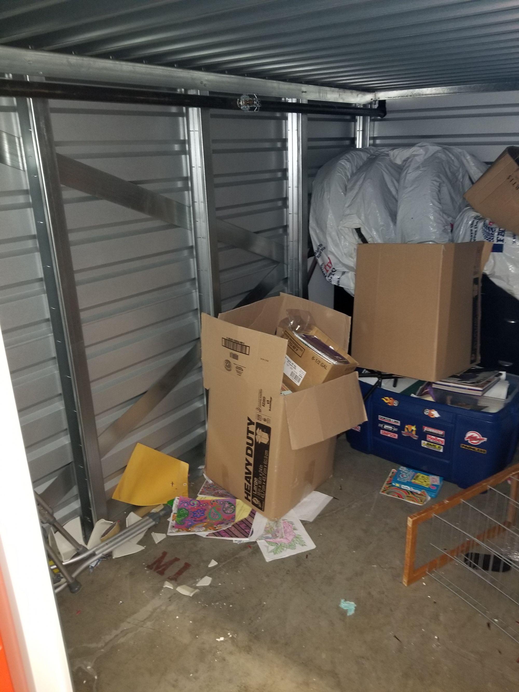 Storage Unit Auction 495995 Helena Mt