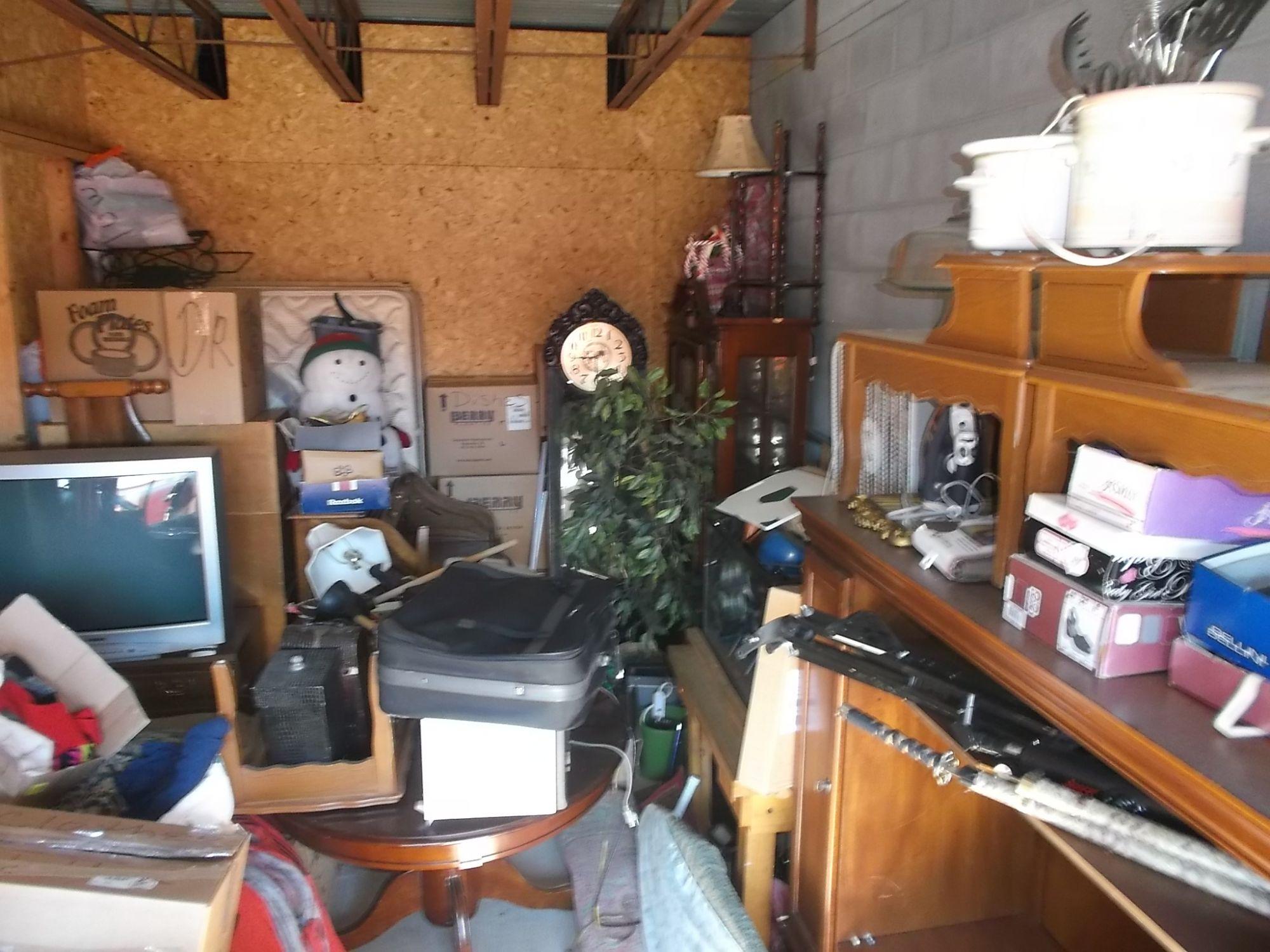 Storage Unit Auction 506708 Spartanburg Sc